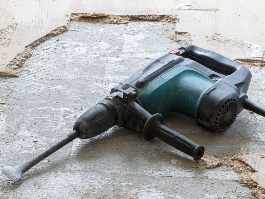 Demolition Epoxy Floors Of Louisiana